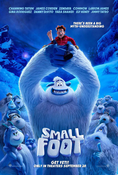 Smallfoot (2018) - Movie Poster