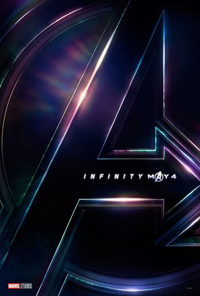 Avengers: Infinity War (2018) - Movie Poster