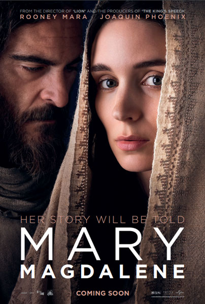Mary Magdalene (2018) - Movie Poster