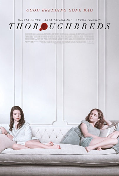 Thoroughbreds (2017) - Movie Poster