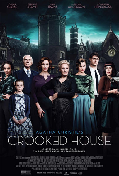 Crooked House (2017) - Movie Poster