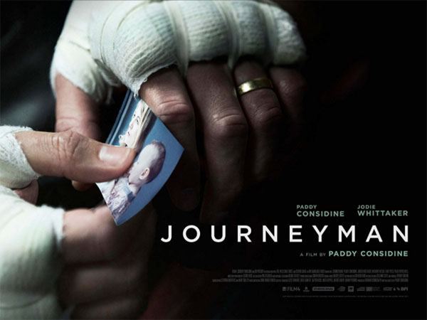 Journeyman (2017) - Movie Poster