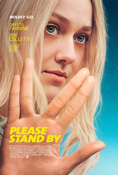 Please Stand By (2017) - Movie Poster