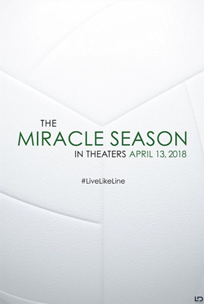 The Miracle Season (2018) - Movie Poster