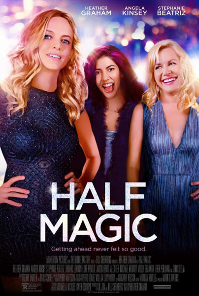 Half Magic (2018) - Movie Poster