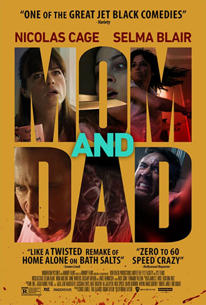 Mom and Dad (2017) - Movie Poster