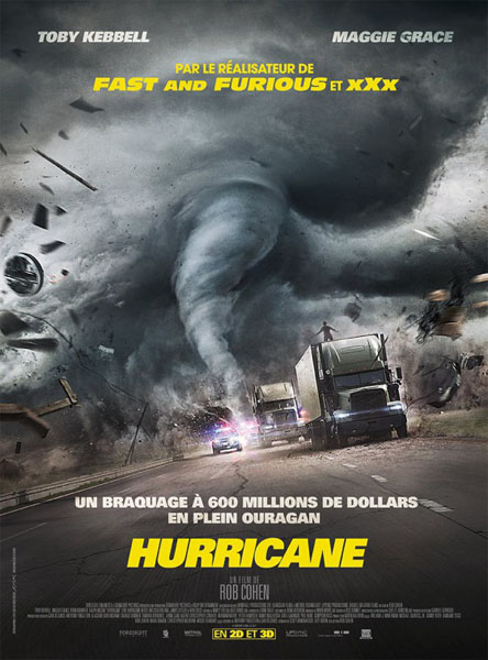 The Hurricane Heist (2018) - Movie Poster