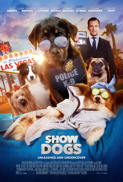 Show Dogs (2018) - Movie Poster