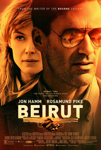 Beirut (2018) - Movie Poster