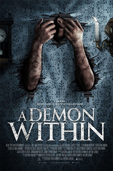 A Demon Within (2017) - Movie Poster