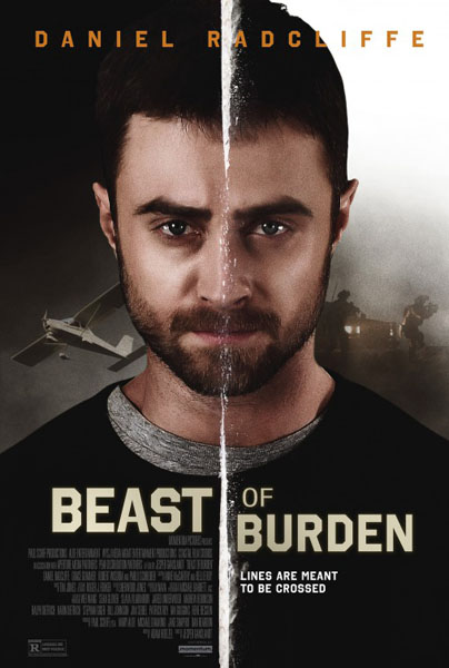 Beast of Burden (2018) - Movie Poster