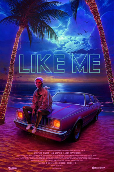 Like Me (2017) - Movie Poster