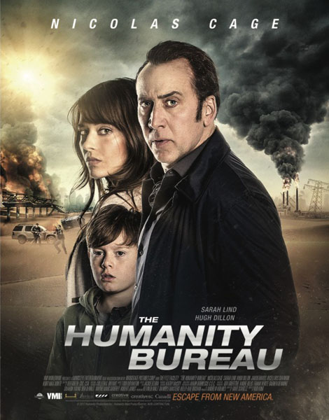The Humanity Bureau (2017) - Movie Poster