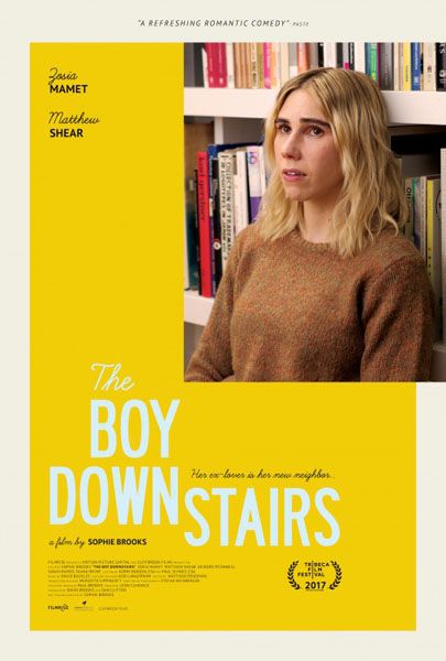 The Boy Downstairs (2017) - Movie Poster