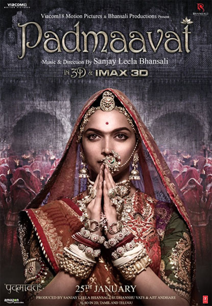 Padmaavat (2018) - Movie Poster