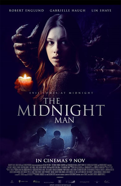 The Midnight Man (2016) - Movie Poster