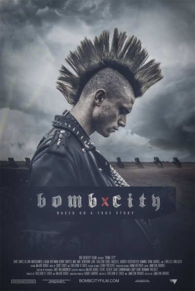 Bomb City (2017) - Movie Poster
