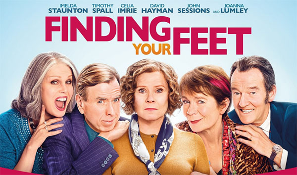 Finding Your Feet (2017) - Movie Poster