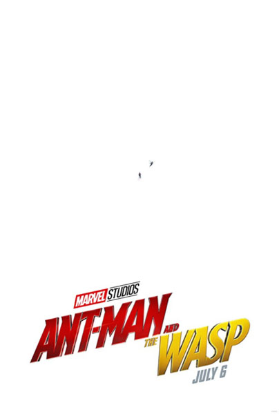 Ant-Man and the Wasp (2018) - Movie Poster