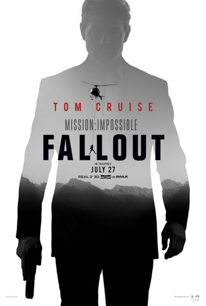Mission: Impossible - Fallout (2018) - Movie Poster