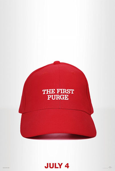 The First Purge (2018) - Movie Poster