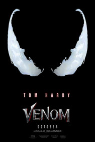 Venom (2018) - Movie Poster