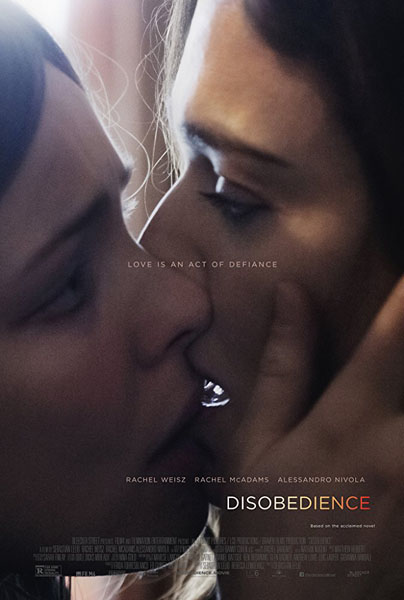 Disobedience (2017) - Movie Poster