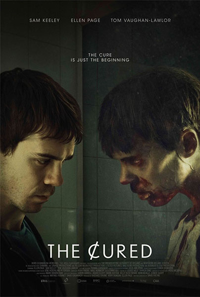 The Cured (2017) - Movie Poster