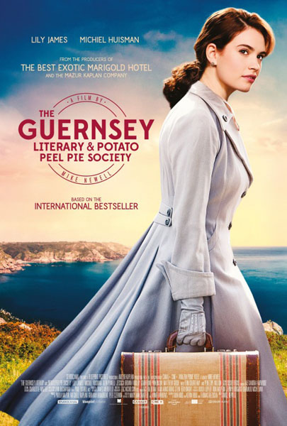 Guernse (2018) - Movie Poster