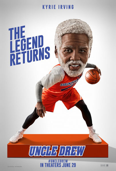 Uncle Drew (2018) - Movie Poster