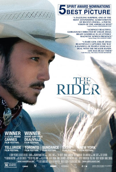 The Rider (2017) - Movie Poster