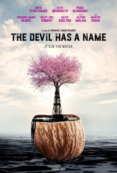 The Devil Has a Name (2019) - Movie Poster