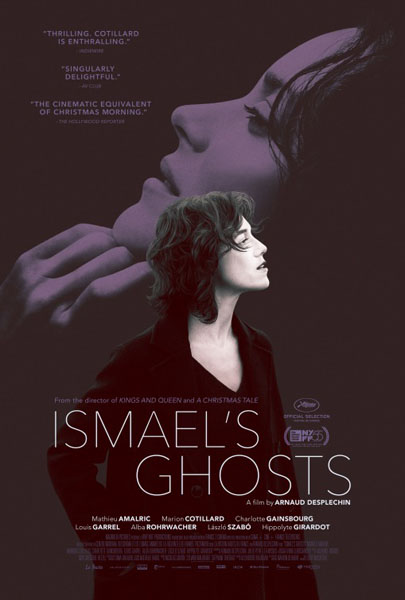 Ismael's Ghosts (2017) - Movie Poster