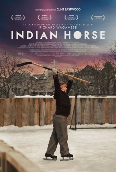 Indian Horse (2017) - Movie Poster