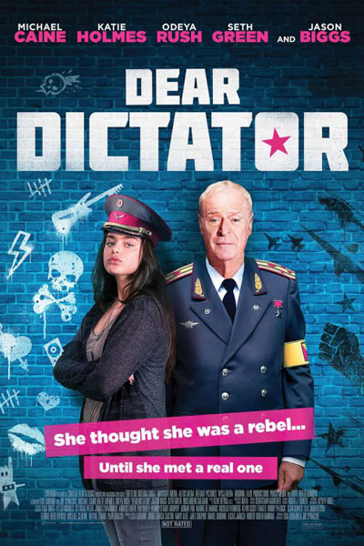 Dear Dictator (2018) - Movie Poster