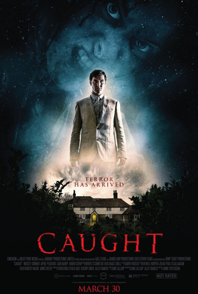 Caught (2017) - Movie Poster