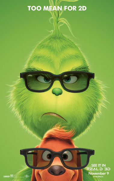 Grinch, The (2018) - Movie Poster