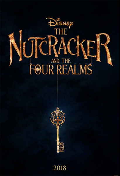 The Nutcracker and the Four Realms (2018) - Movie Poster