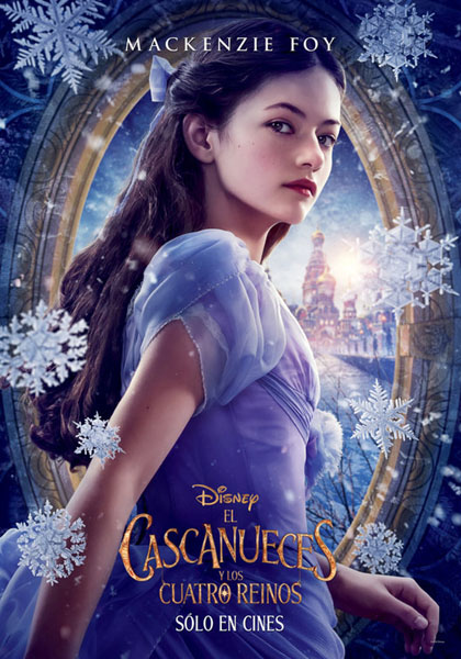 Nutcracker and the Four Realms, The (2018) - Movie Poster