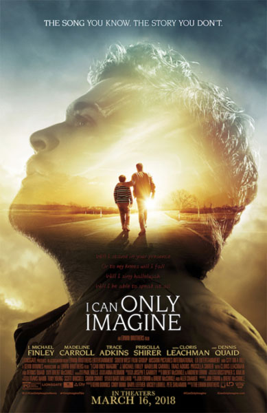 I Can Only Imagine (2018) - Movie Poster
