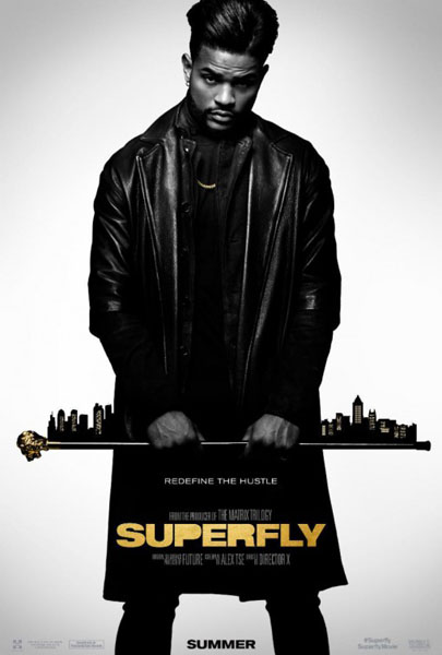 SuperFly (2018) - Movie Poster