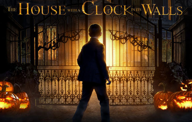 House With A Clock In Its Walls, The (2018)