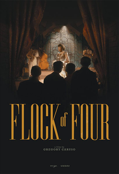 Flock of Four (2017) - Movie Poster