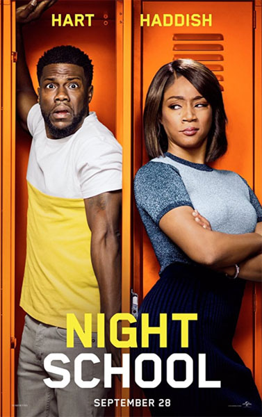 Night School (2018) - Movie Poster