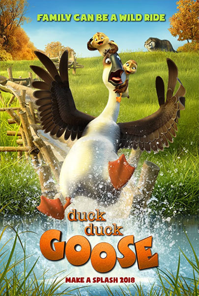 Duck Duck Goose (2018) - Movie Poster