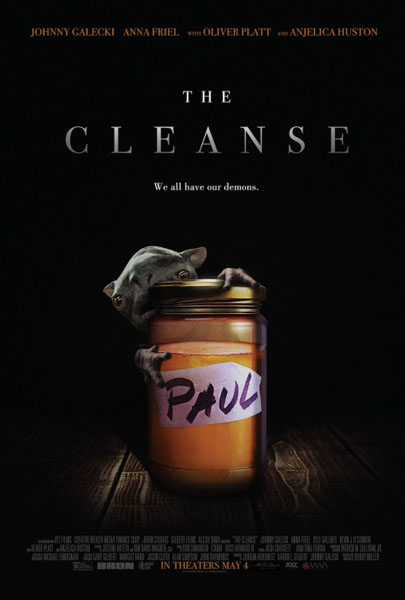 The Cleanse (2016) - Movie Poster