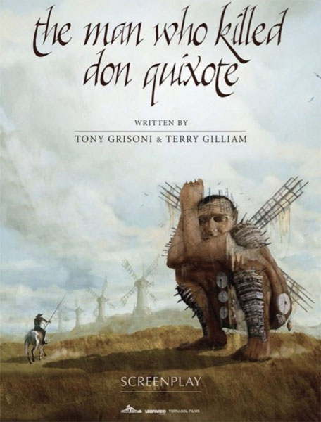 The Man Who Killed Don Quixote (2018) - Movie Poster