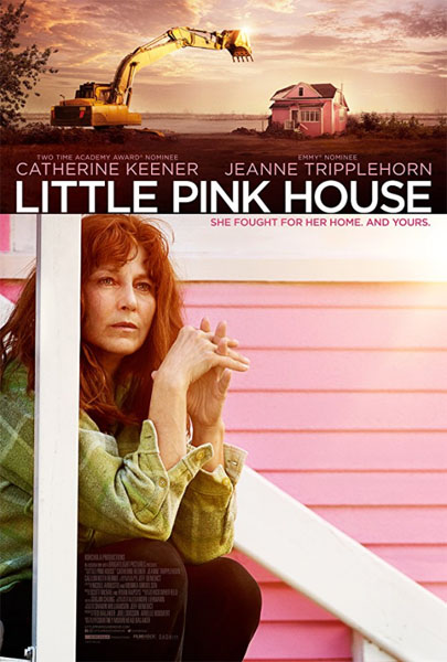 Little Pink House (2017) - Movie Poster