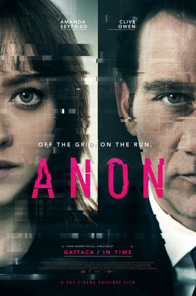 Anon (2018) - Movie Poster