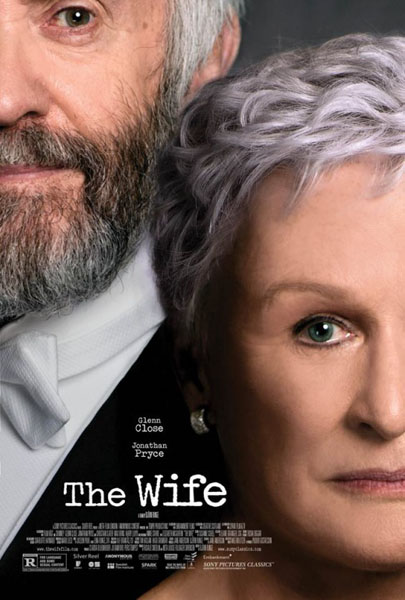 The Wife (2017) - Movie Poster